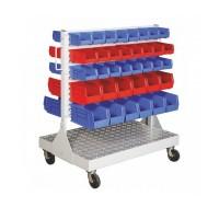 Rhino Tuff Bins Shop Floor Trolley : SFT