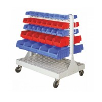 Supra Bins Shop Floor Trolley : SFT