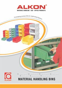 Material Handling Bins & Accessories
